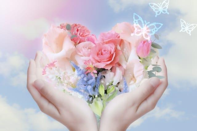 感謝の花言葉